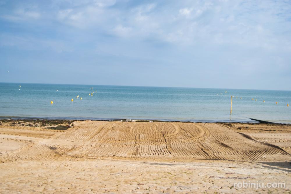 Playas del Desembarco - Juno