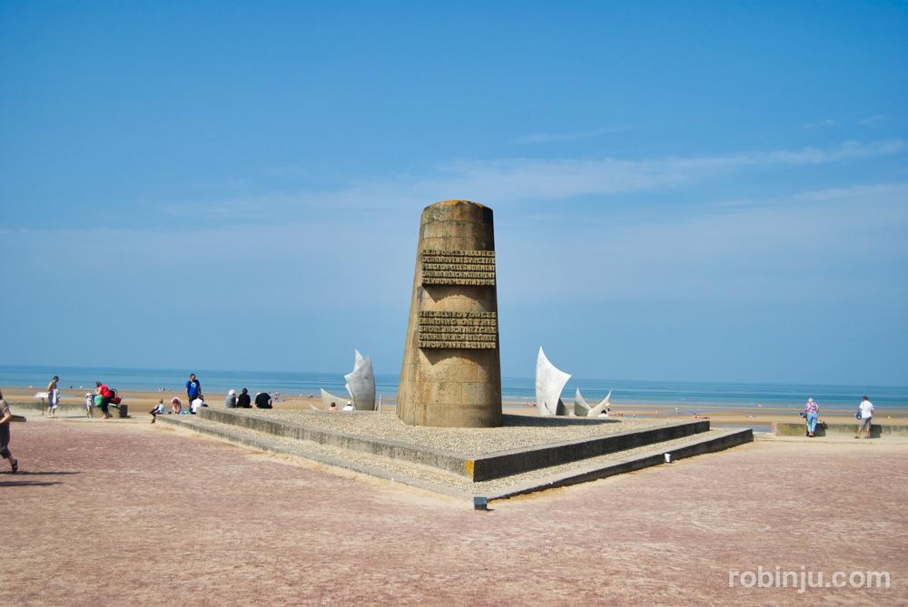 Playas del Desembarco - Omaha