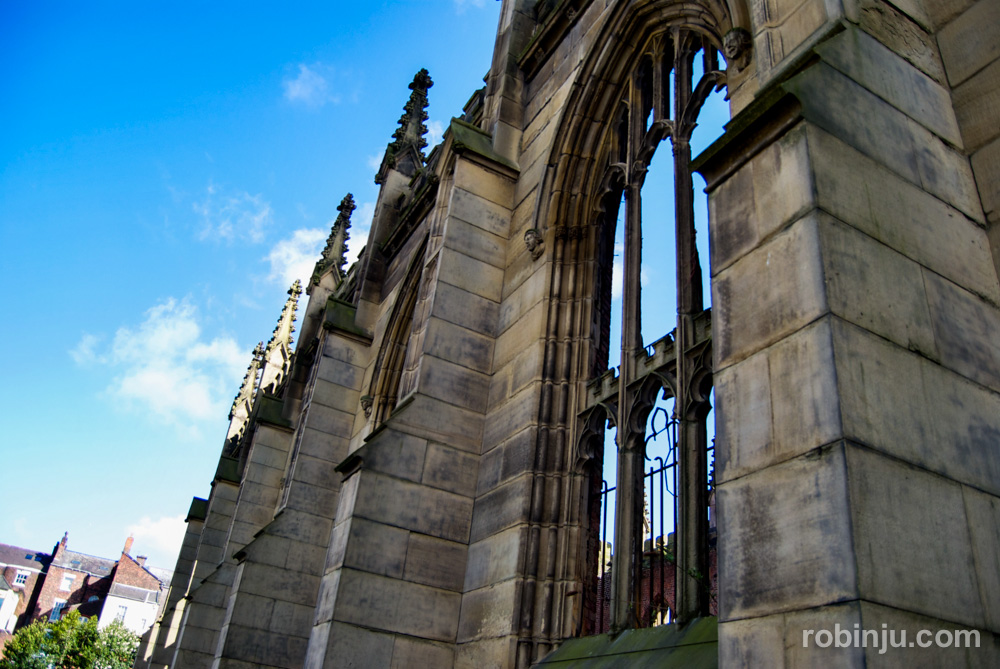 St Luke's Church (Liverpool)