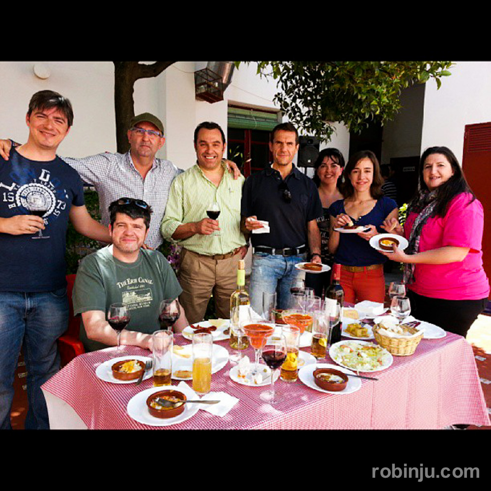 """Resumen 2013 de """"las nuevas andanzas de Robin Jú"""". Ribera del Guadiana."""