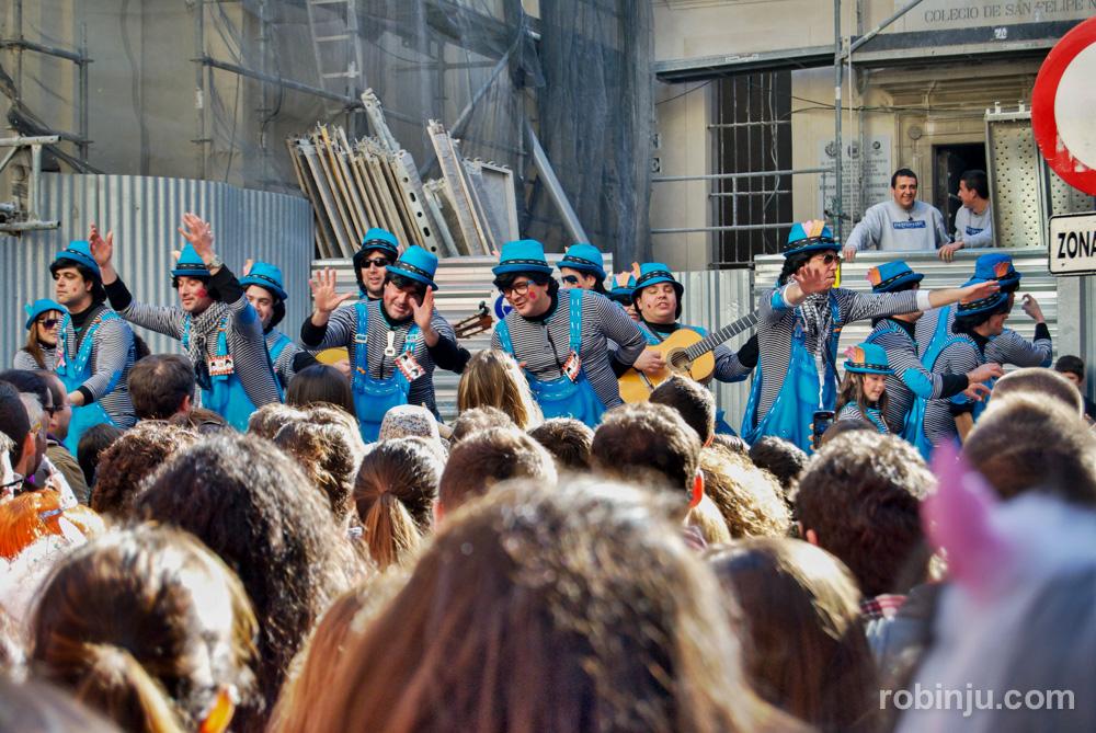 Guia para disfrutar el Carnaval de Cádiz y no parecer guiri