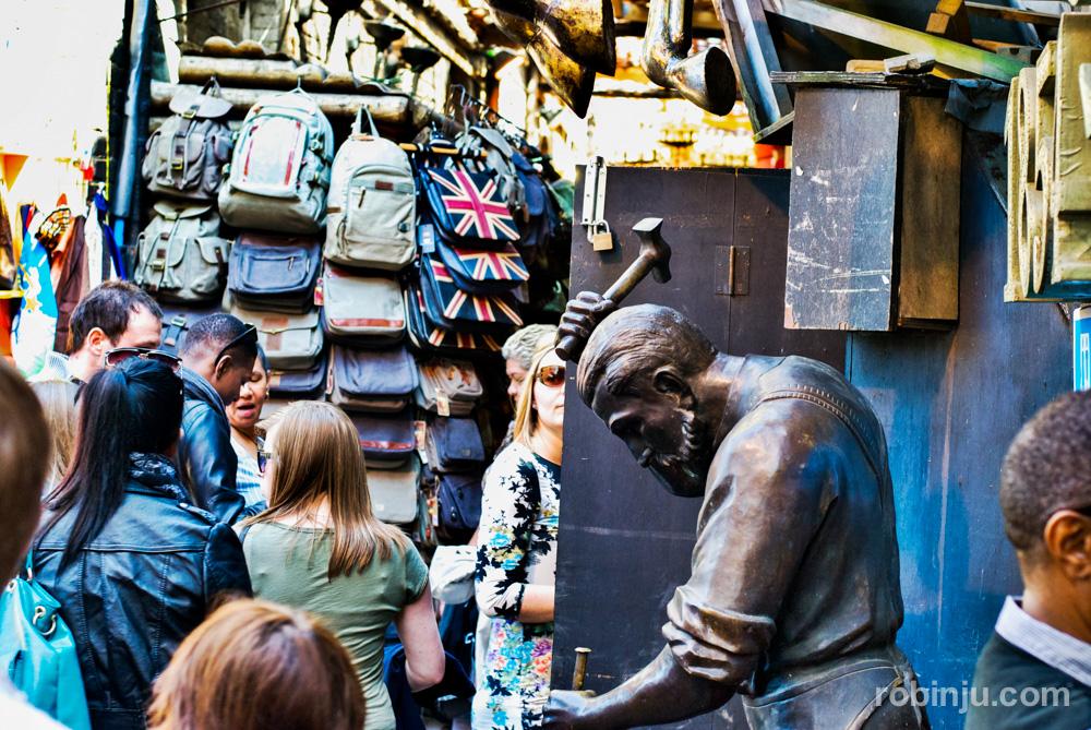Guia práctica para perderse por Camden Market