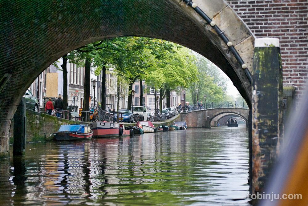 20 postales de Amsterdam que me gustaría enviarte...