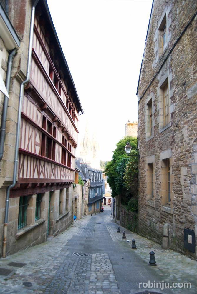 Una tarde en Quimper, la capital del Finisterre Bretón