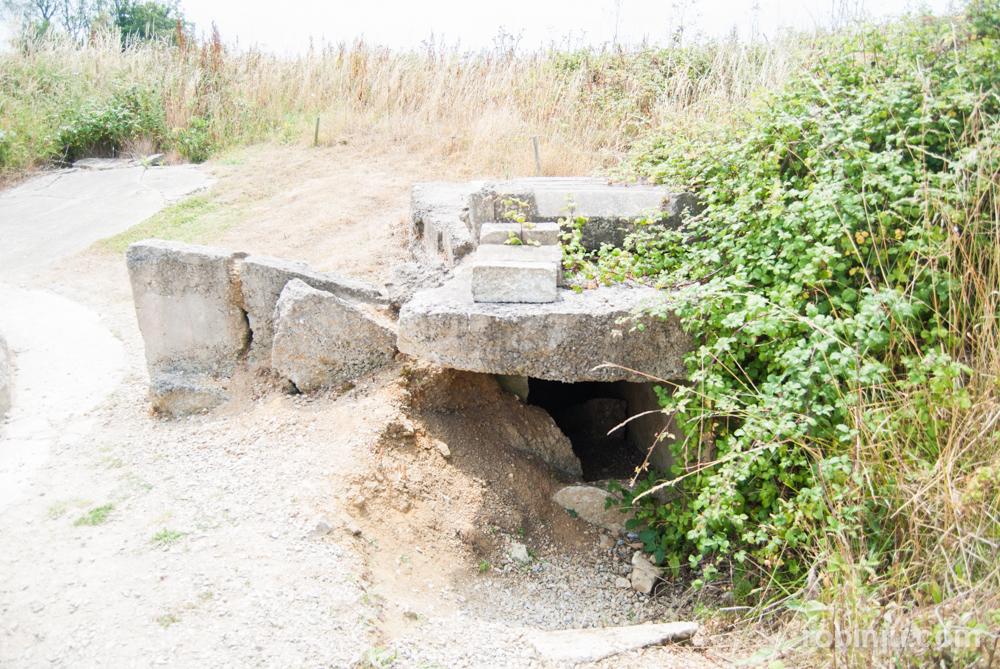 Maisy Battery Museum, el bunker defensivo alemán del desembarco