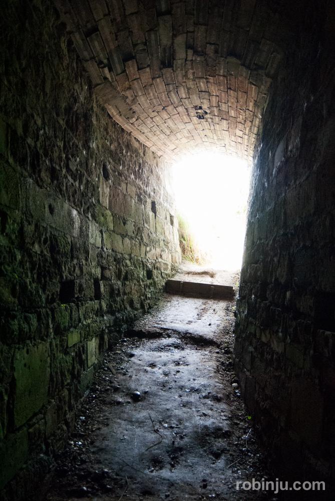 Grandcamp Maisy. el bunker defensivo alemán del desembarco