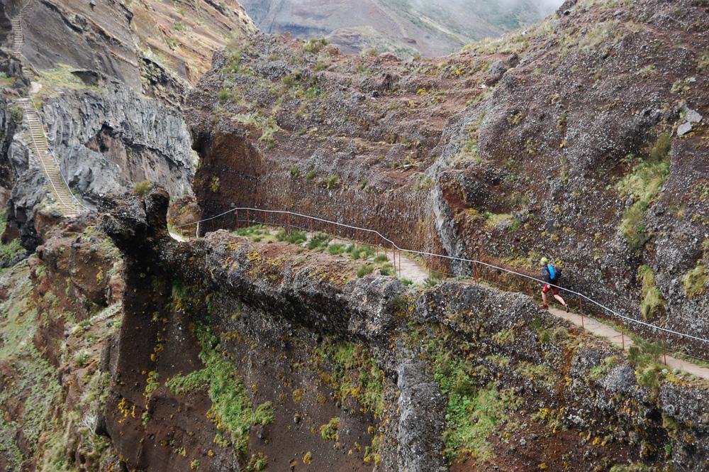 Corriendo por Madeira