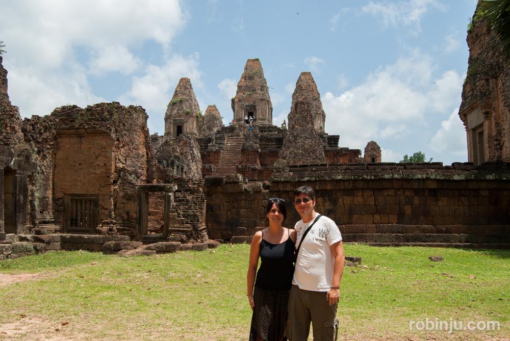 Pre Rup, el templo asociado a los rituales funerarios de Angkor