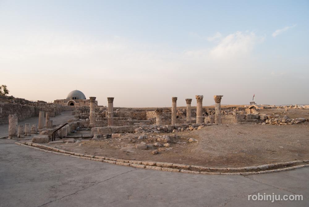 Visitando Amman, una Ciudadela con vistas y Rainbow Street
