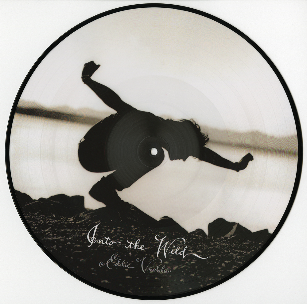 into the wild picture disc sideA
