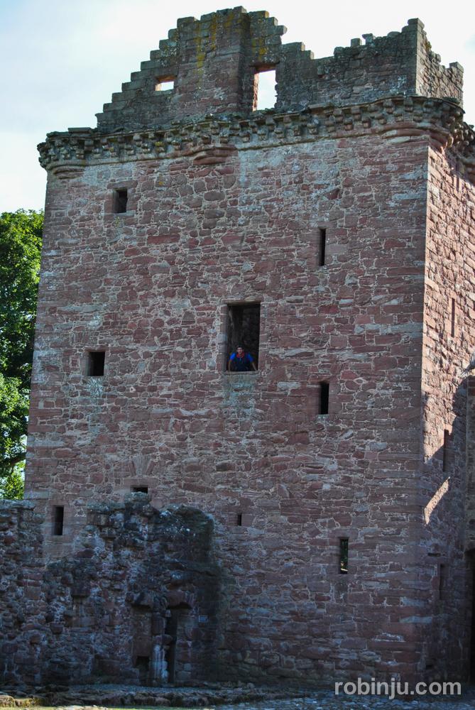 Castillo Edzell
