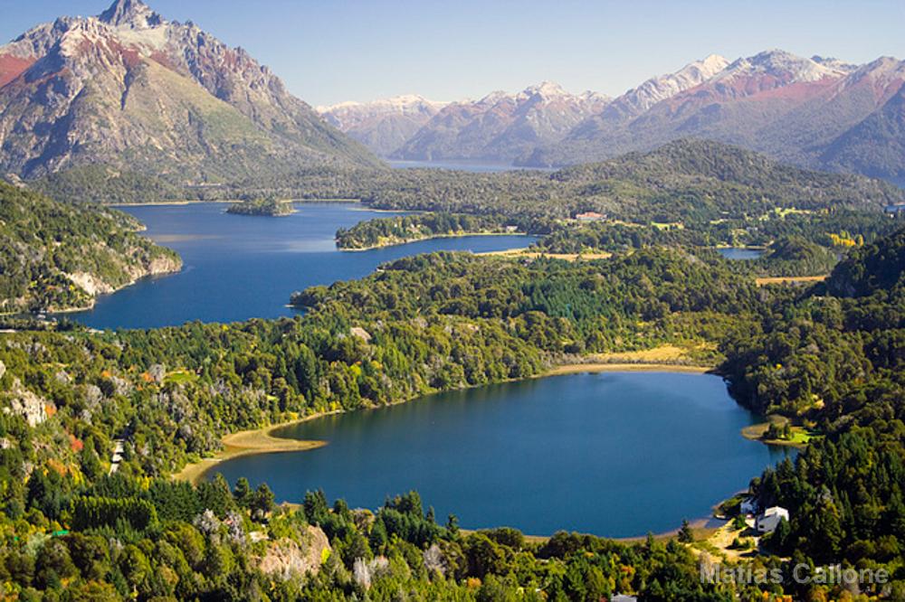 Lago Nahuel Huapi (Patagonia)
