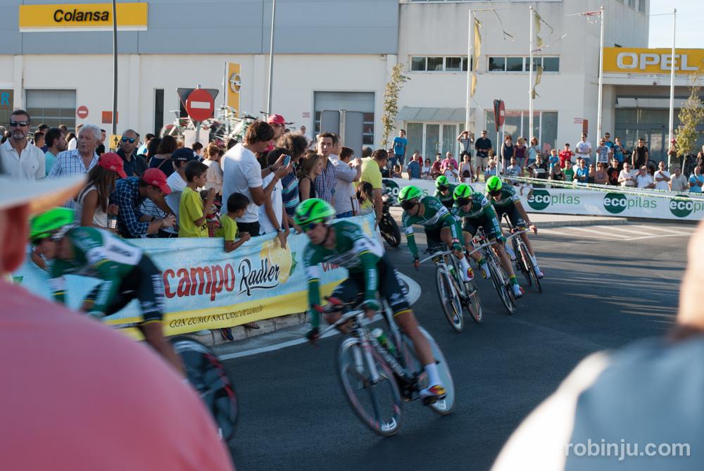 Un equipo mítico... (Vuelta a España - Jerez de la Frontera)