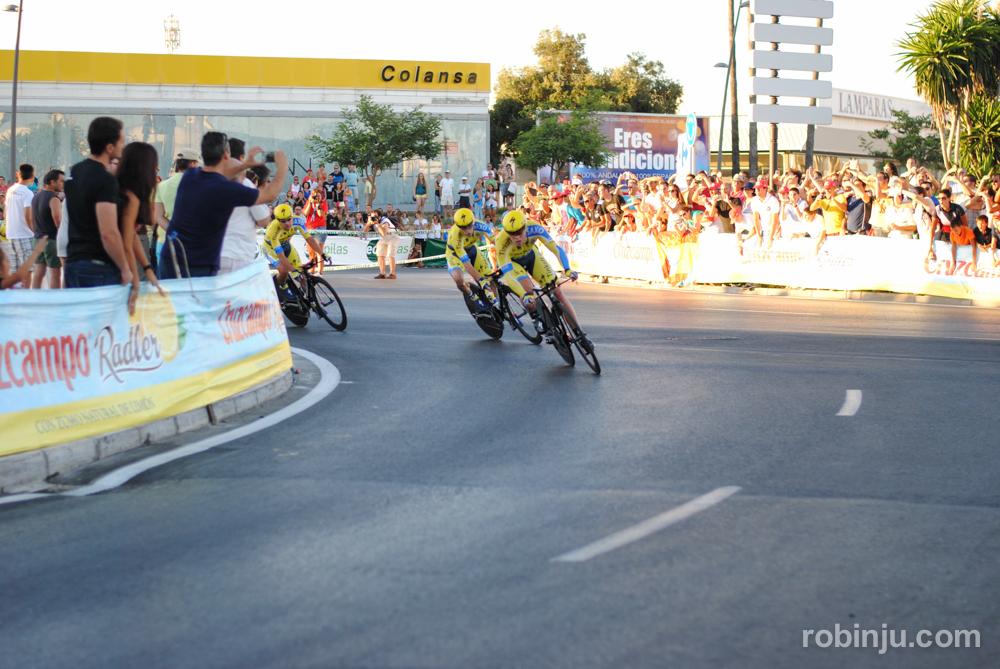 Oleee (Vuelta a España - Jerez de la Frontera)