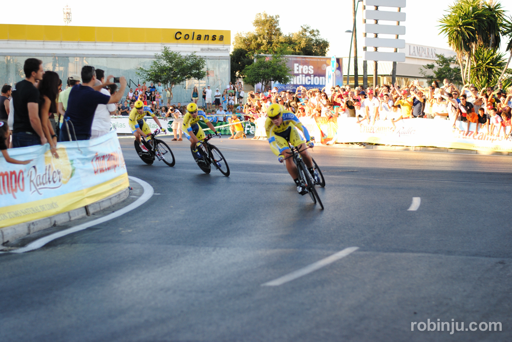 Vamos!!! (Vuelta a España - Jerez de la Frontera)