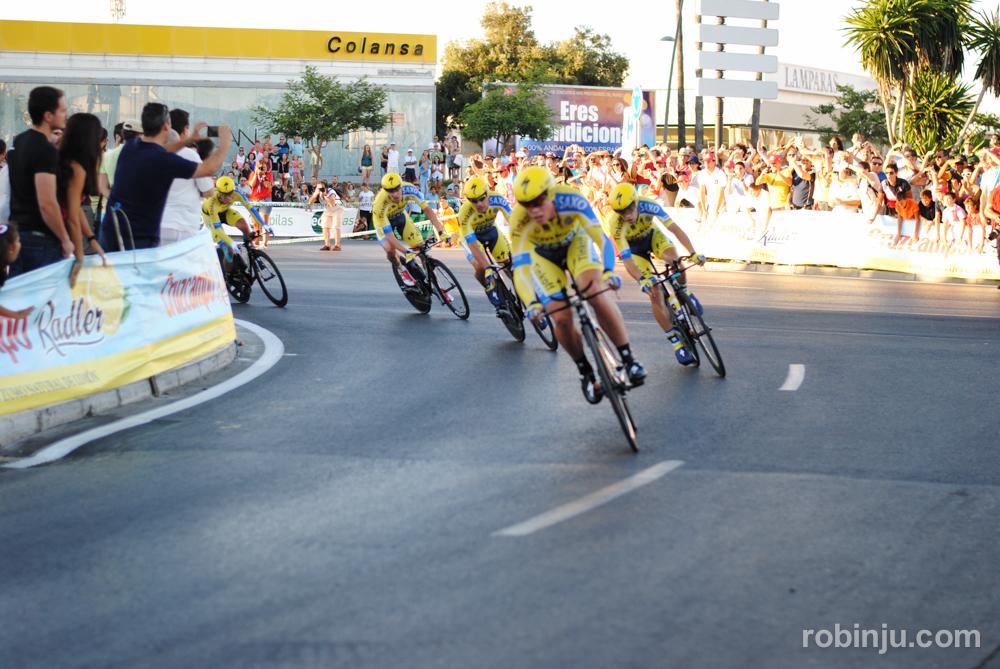 Tinkoff-Saxo (Vuelta a España - Jerez de la Frontera)