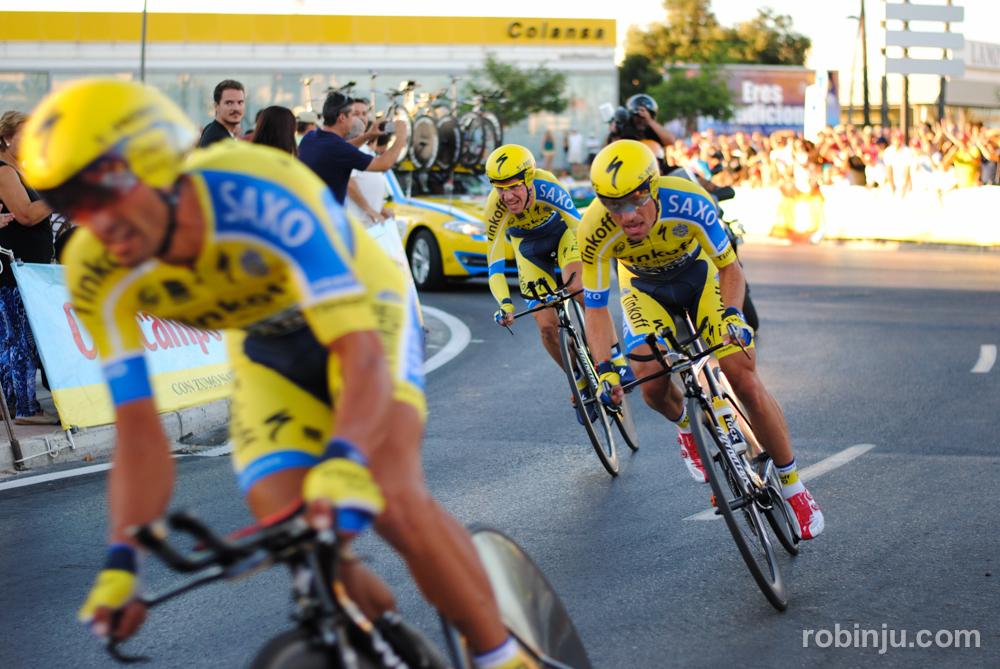 Lo doy todo... (Vuelta a España - Jerez de la Frontera)
