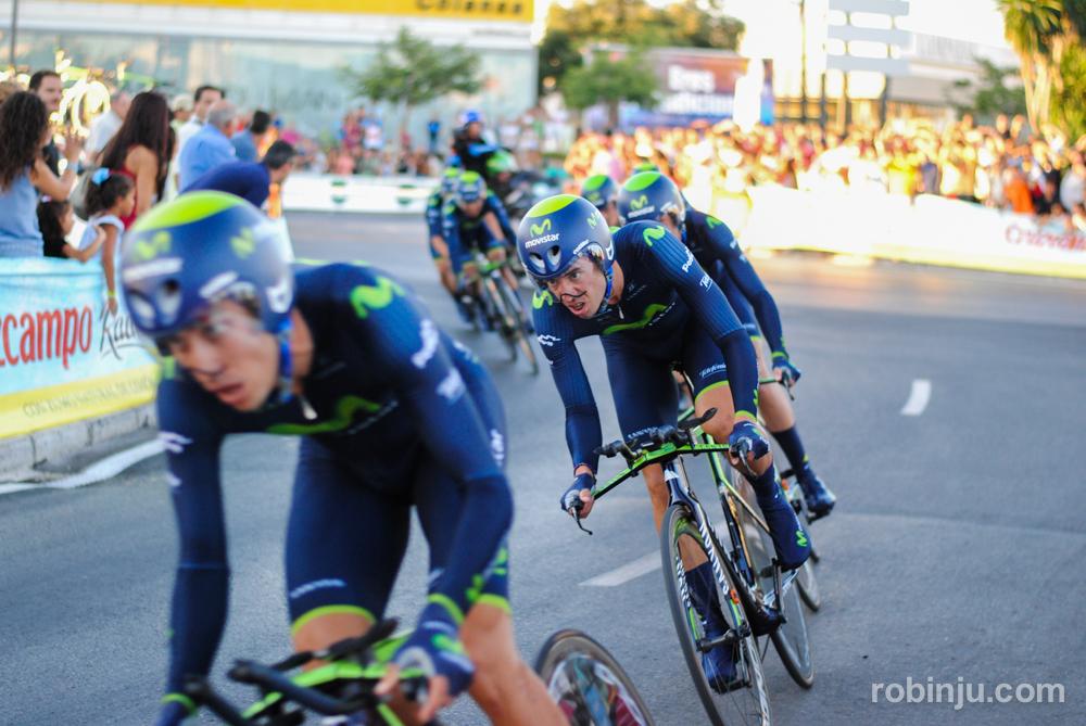 Concentración (Vuelta a España - Jerez de la Frontera)