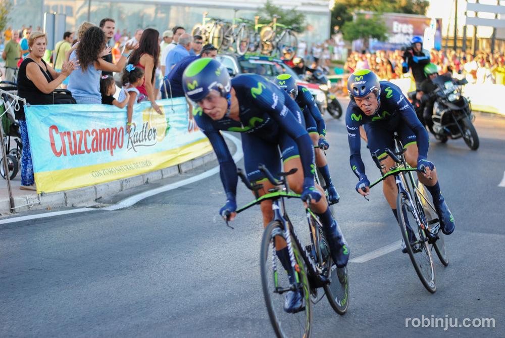 Vamoooossss (Vuelta a España - Jerez de la Frontera)