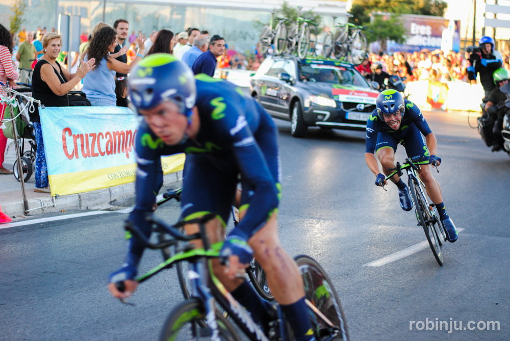Movistar  (Vuelta a España - Jerez de la Frontera)