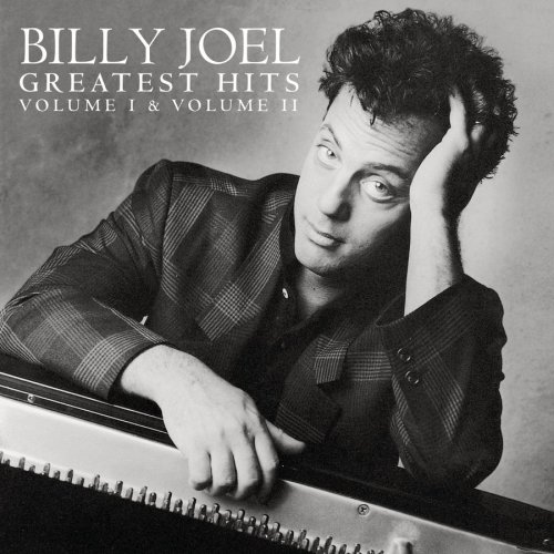 Billy-Joel- New York State of Mind - Columbia Records