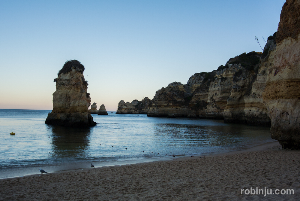 Playa Dona Ana - Lagos -Algarve
