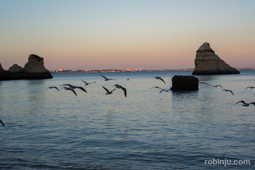 Playa de Dona Ana - Lagos -Algarve