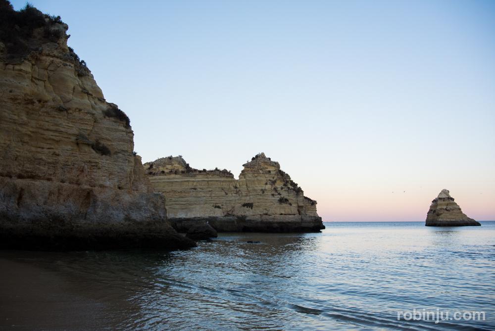 Praia de Dona Ana - Lagos -Algarve