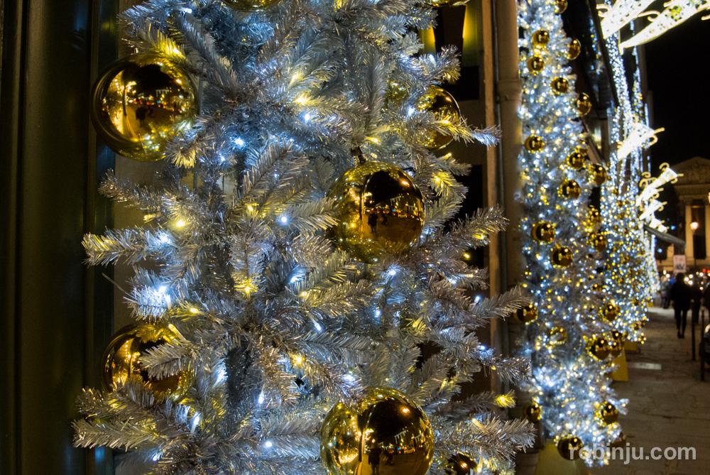 Ya es navidad en París
