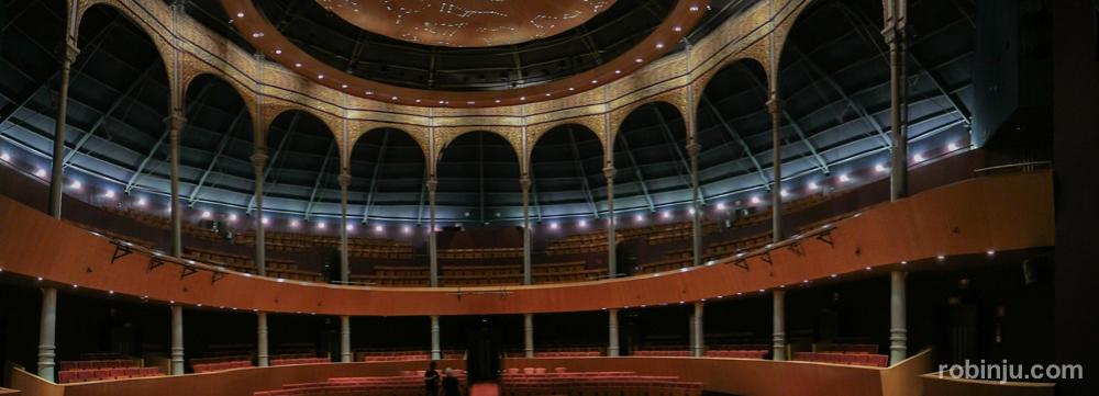 Teatro Circo de Albacete.